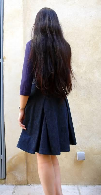 La chevelure d'Isabelle