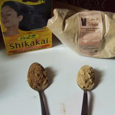 différentes marques de shikakaï