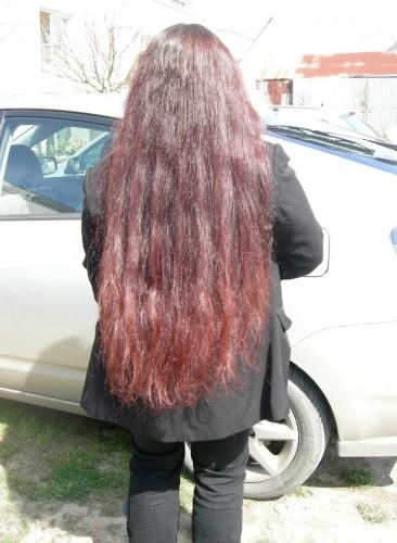 cheveux de Enora