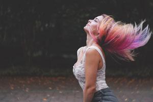 Colorer ses cheveux